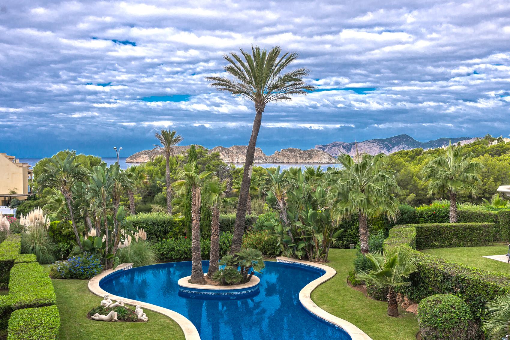 Apartment Wohnung Mallorca Nova Santa Ponsa
