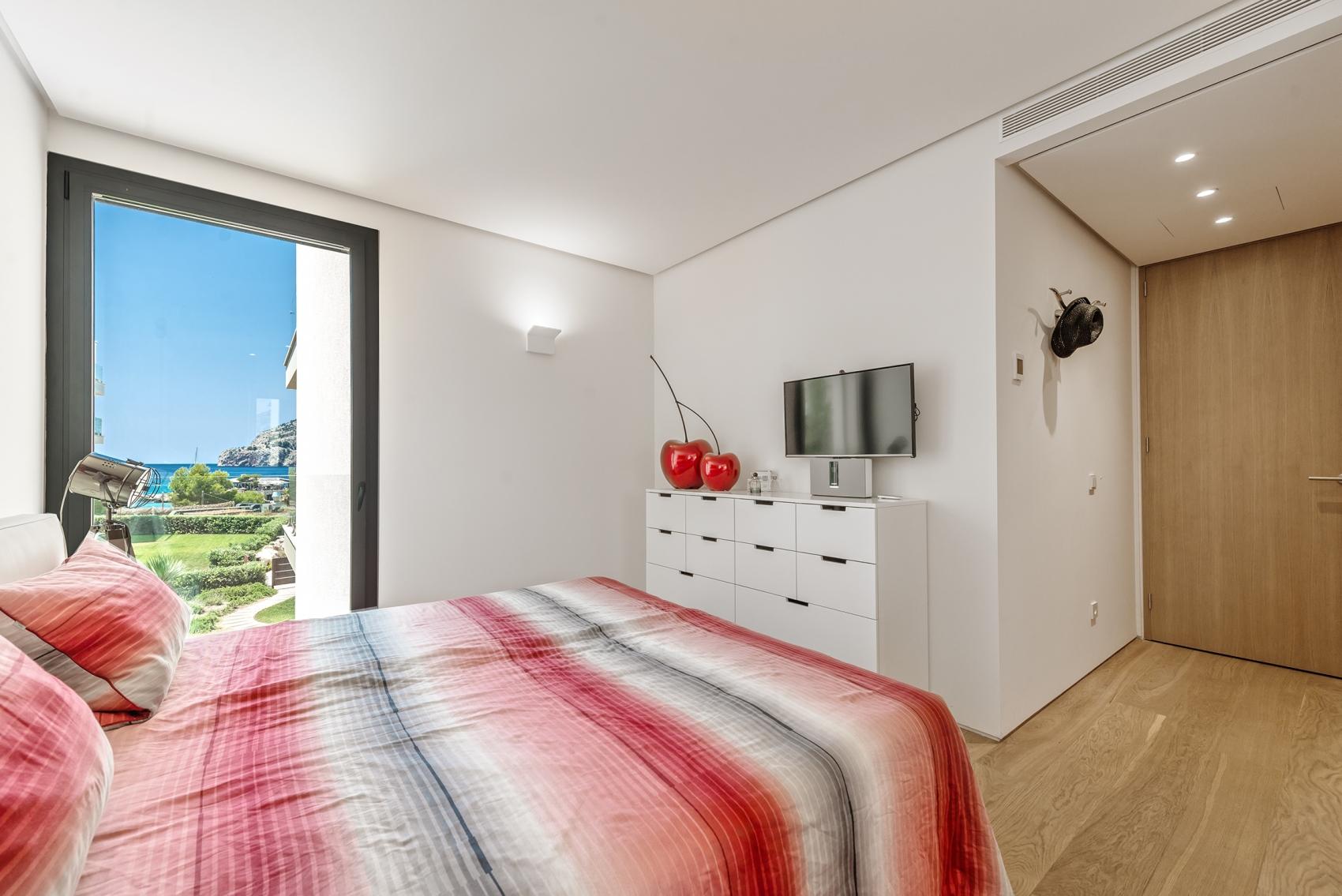 Camp de Mar Apartment Mallorca mit Meerblick