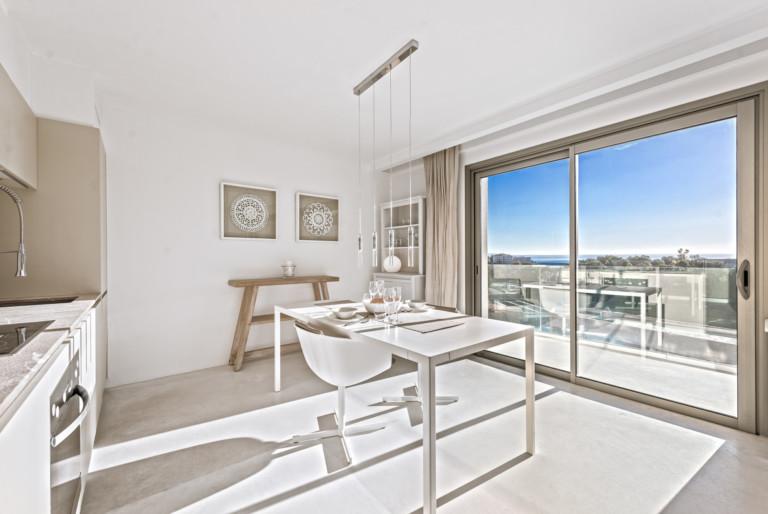 Renovierte Meerblickwohnung auf Mallorca