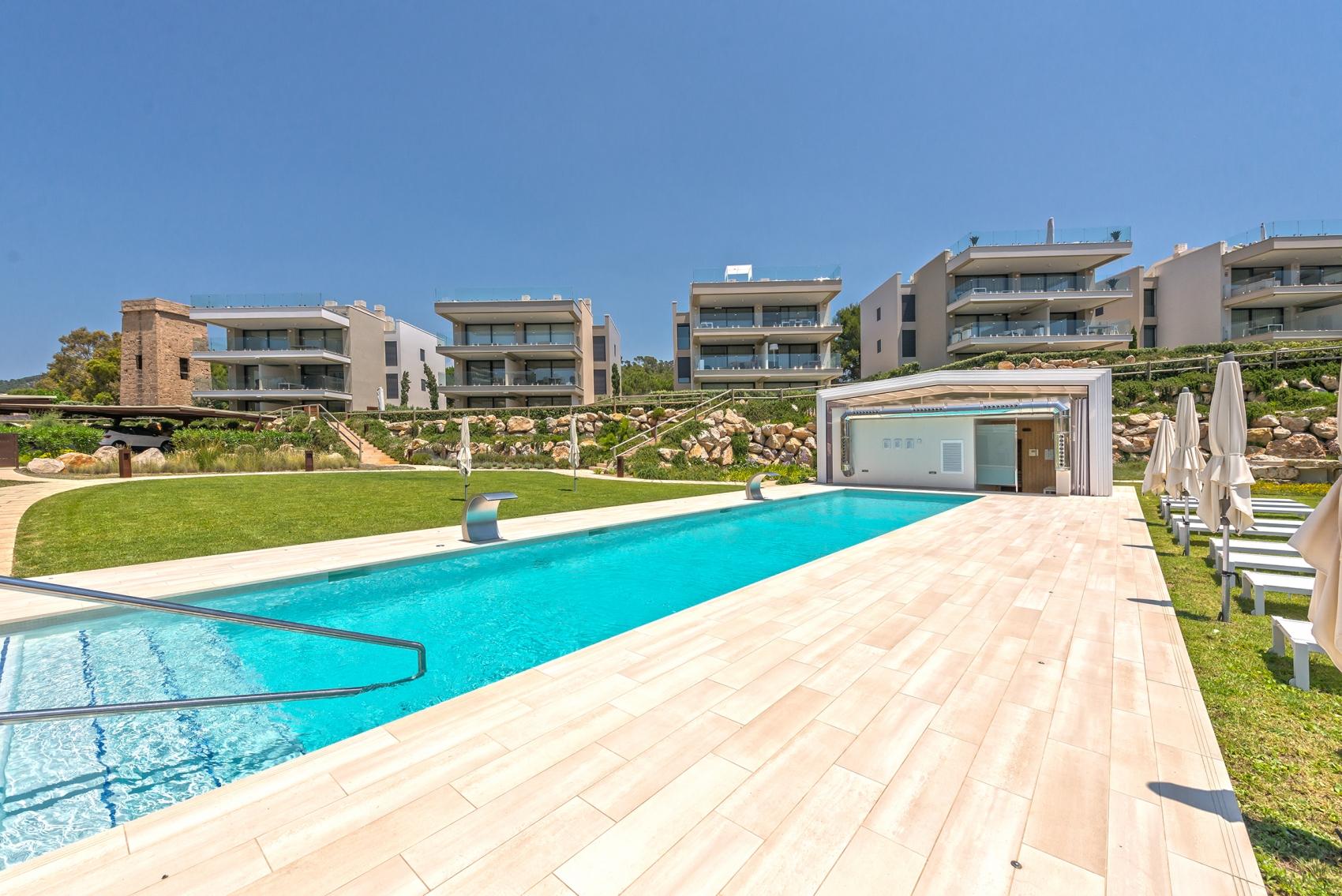 Seaview property in Mallorca