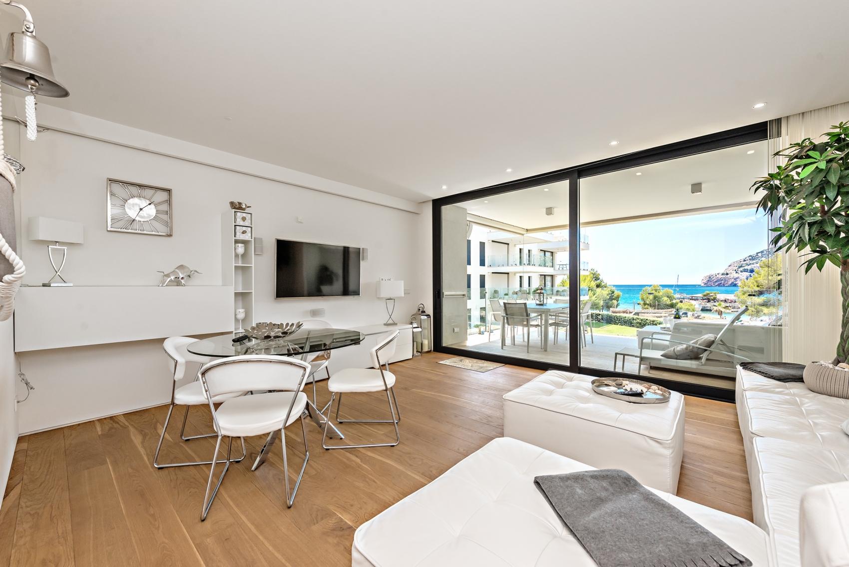 Wohnung Mallorca mit Meerblick in Camp de Mar
