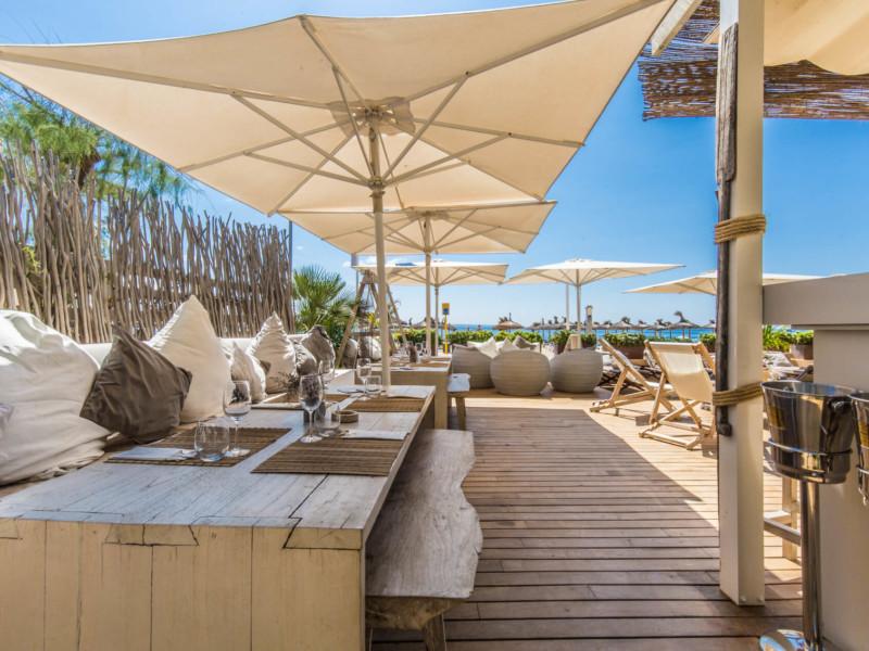 Zhero Boatshouse Beach Club Mallorca