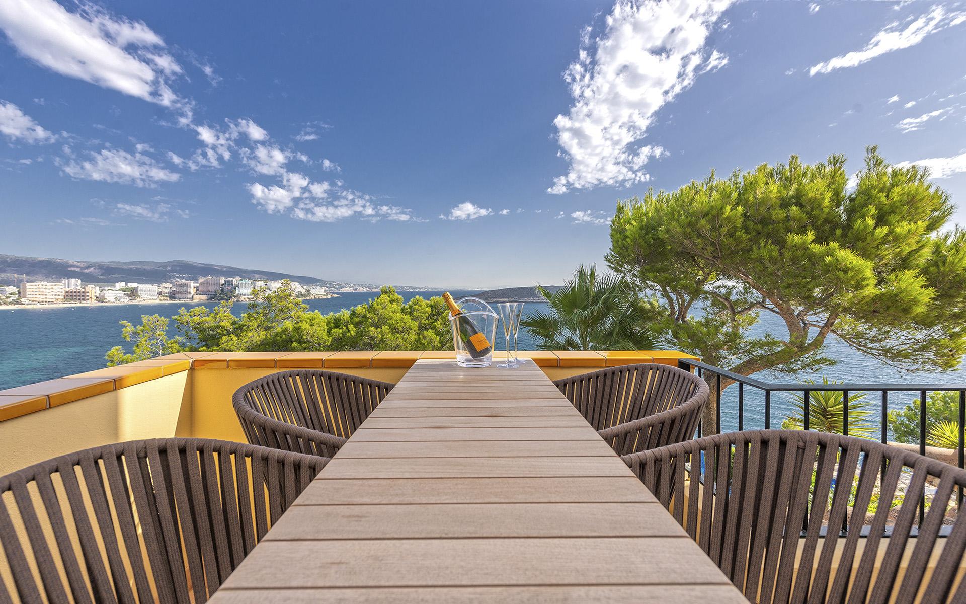Meerblickwohnung Mallorca