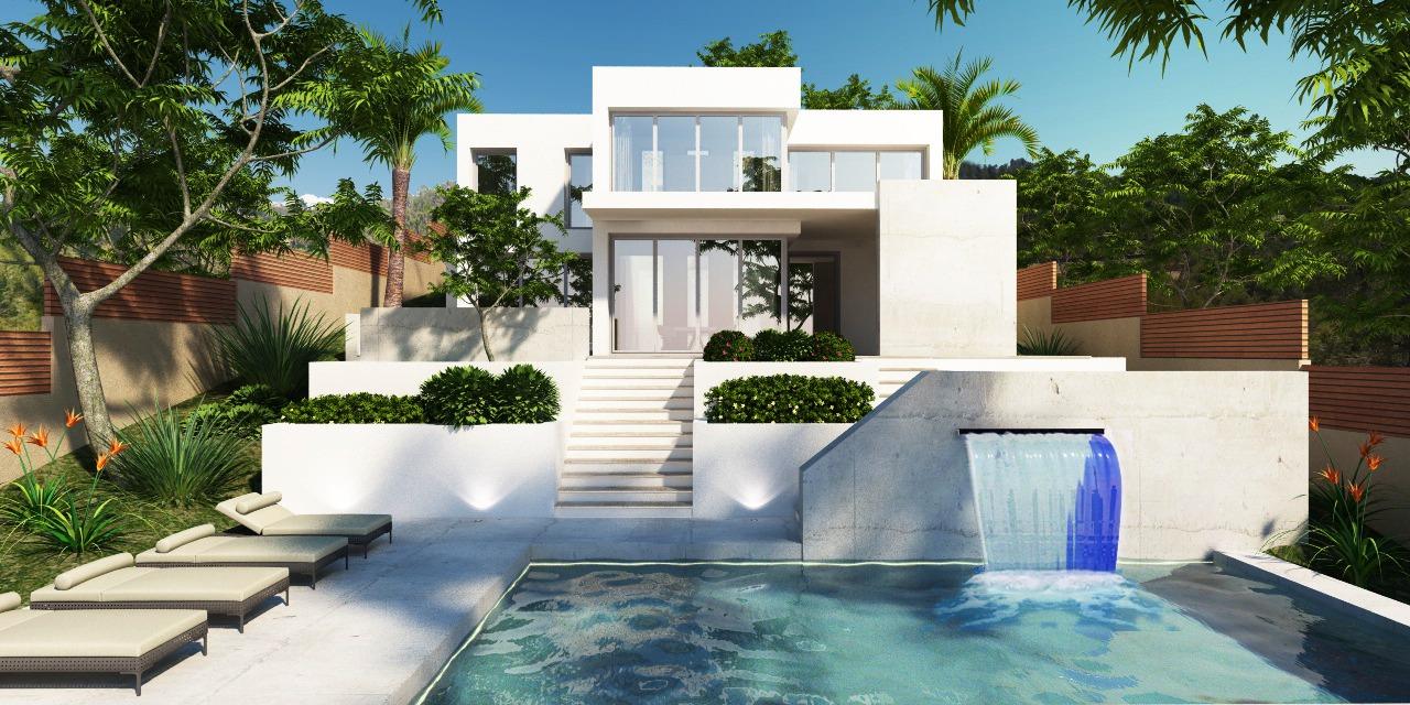 Neubauvilla Mallorca
