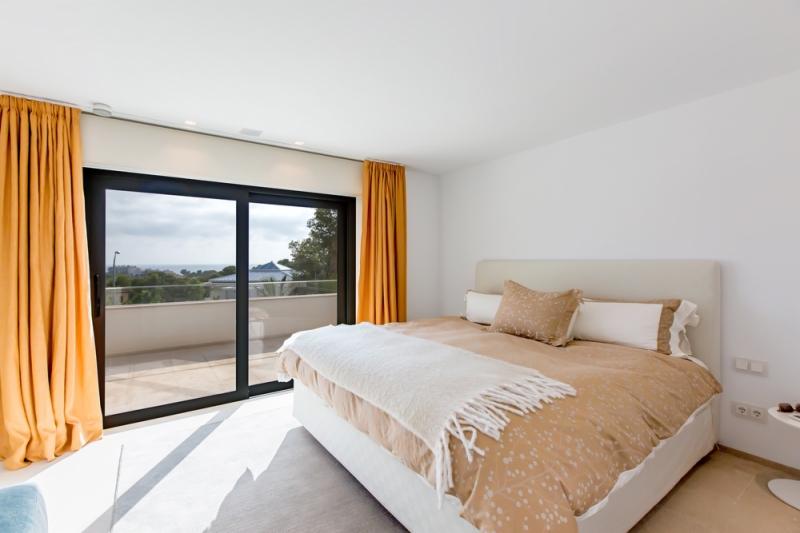 Schlafzimmer Immobilie auf Mallorca