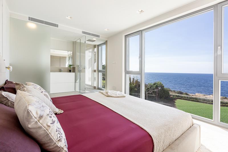 Schlafzimmer Immobilie Mallorca