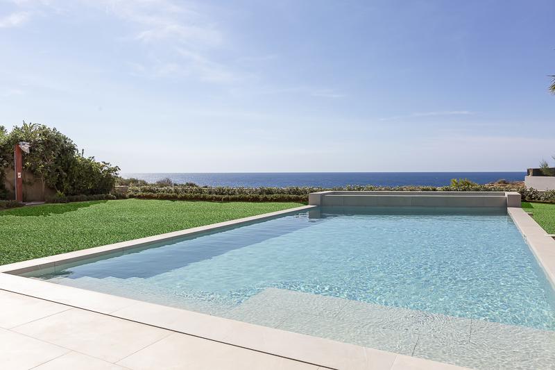 Meerblick Pool Villa Mallorca
